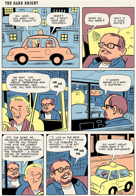 """Bringing Dan Clowes's """"Wilson"""" to the Screen 