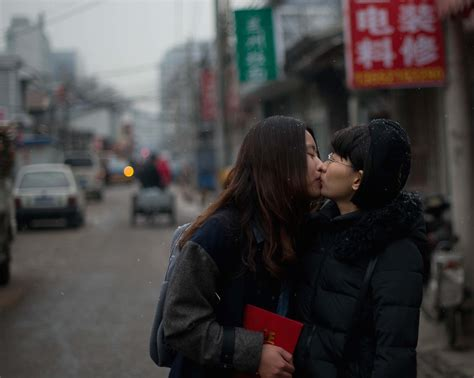 Gay Marriage Tourism: China's LGBT Population Exchanges