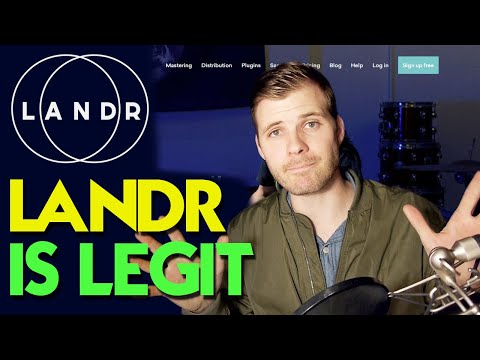 LANDR, CloudBounce & The Future Of Mastering
