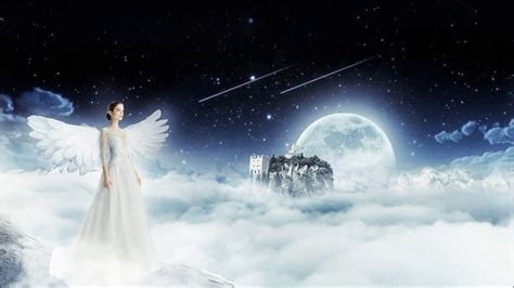 Angel Beauty | Subliminal Affirmations + Frequencies - YouTube