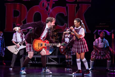 BWW Review: The Young Actors Carry SCHOOL OF ROCK: THE