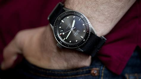 A Week On The Wrist: The Blancpain Fifty Fathoms