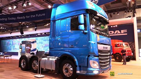 2019 DAF XF 530 FTG 530hp Tractor - Exterior and Interior