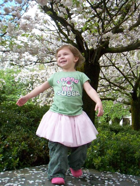 Eclectic Photography Project: Day 134 - pink tutu