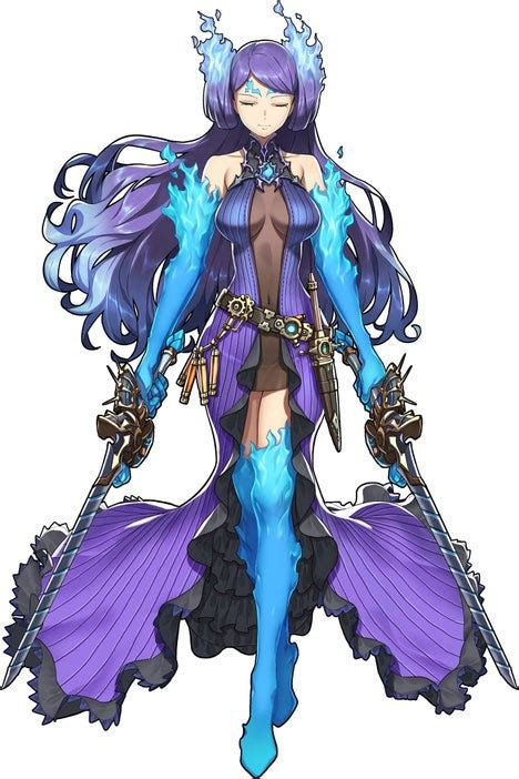 Brighid - Xenoblade Chronicles 2 Wiki Guide - IGN