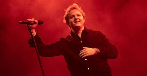 Lewis Capaldi to perform in the UAE in January 2020 - What