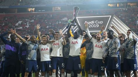 Spurs beat Bayern on penalties in Audi Cup final - Market