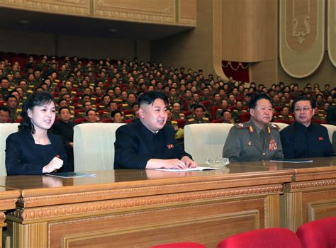 North Korean leader Kim Jong-un's wife thought to be