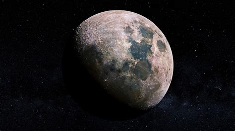 Lunar Craters Moon 4K Wallpapers   HD Wallpapers   ID #19773