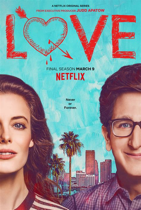 Love Teaser Trailer: Netflix and Judd Apatow Take on