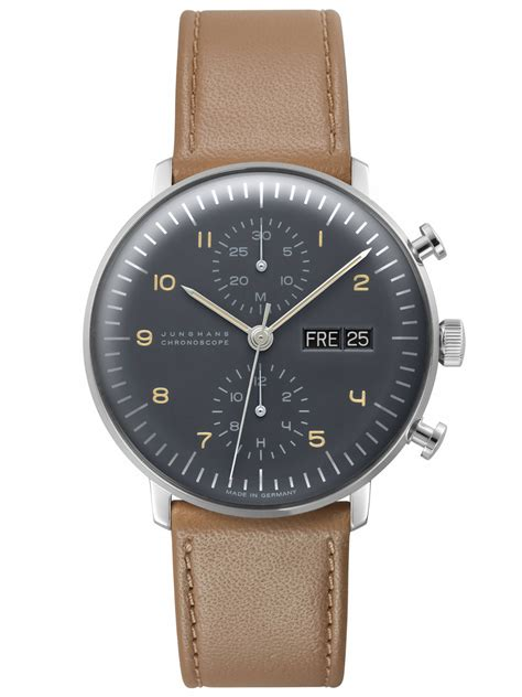 Junghans Max Bill Chronoscope 027/4501