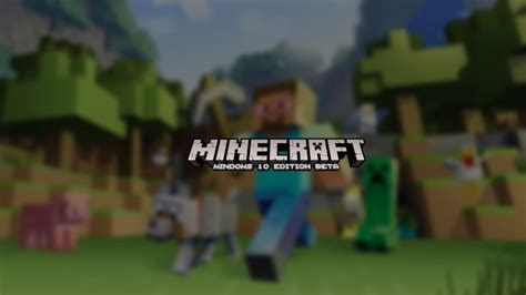 Minecraft Windows 10 and Pocket Edition Update to allow