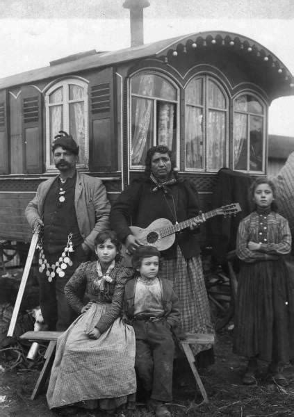 The Medieval Arrival of the Gypsies on the Territory of