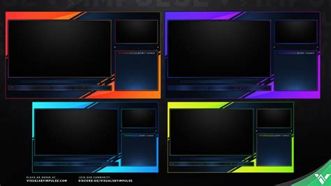 'Beyond Esports' Stream Overlays - Animated Graphics for