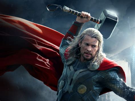 """The cast of """"Thor: Ragnarok"""" is getting INSANE"""