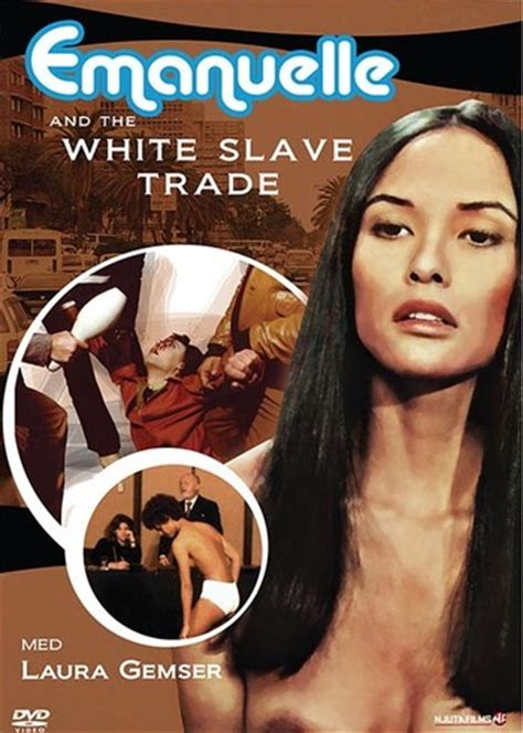 Emmanuelle and the white slave trade - DVD - Discshop