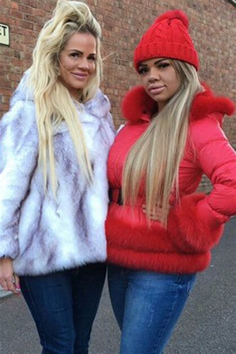 My mum's hotter than me: the duo who want to look like