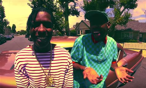 Watch A$AP Rocky's Hilarious Tyler, the Creator Impression