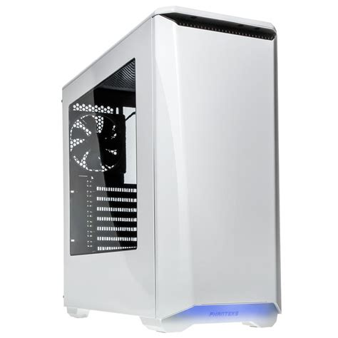 Phanteks Eclipse P400 Midi Tower Case - White… | OcUK