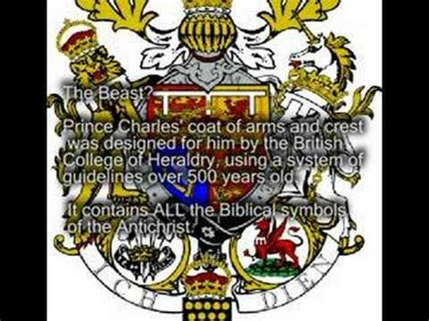 Proof that Prince Charles is the Antichrist - YouTube