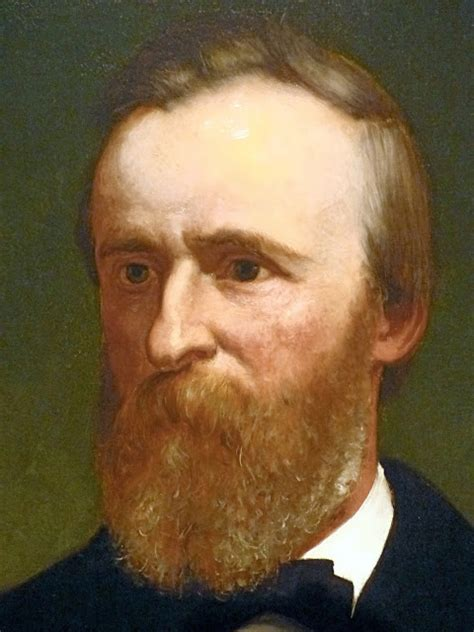The Portrait Gallery: Rutherford B