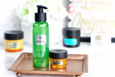 Turn Back Time with New Skincare from The Body Shop - The