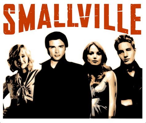 Smallville Cast 2 by chasesocal on deviantART
