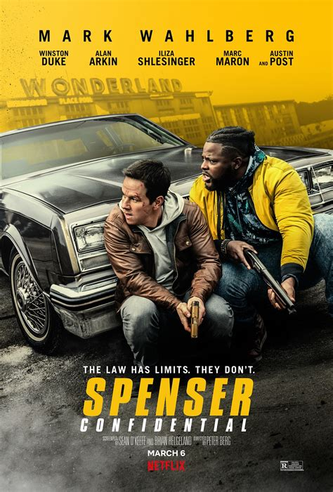 Mark Wahlberg and Winston Duke team up in the trailer for