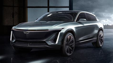 This is Cadillac's first fully electric car | Top Gear