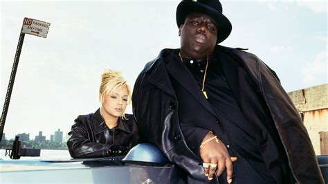 Faith Evans on Dueting With Notorious B