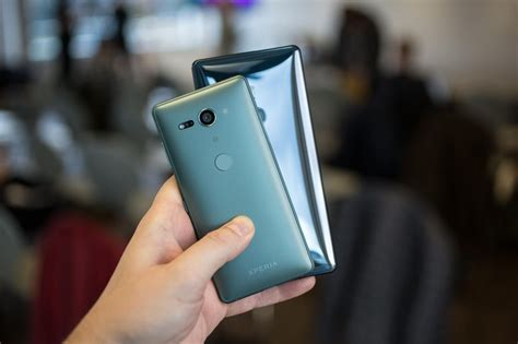Sony Xperia XZ2 and XZ2 Compact go big on cool camera tech